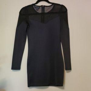 Cute seductions black dress